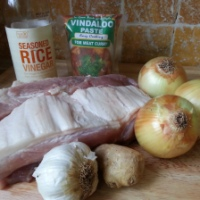 Easy Goan Pork Vindaloo (Vindalho)