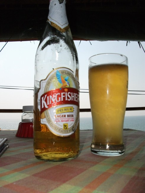 "Kingfisher beer. Picture credit ""phdrehabilitation.blogspot.com"""
