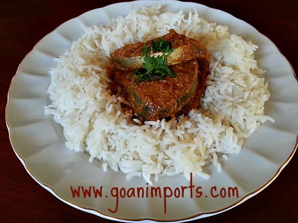 Goan fish curry recipe for Goan fish curry recipe