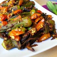 Sauteed Okra Recipe
