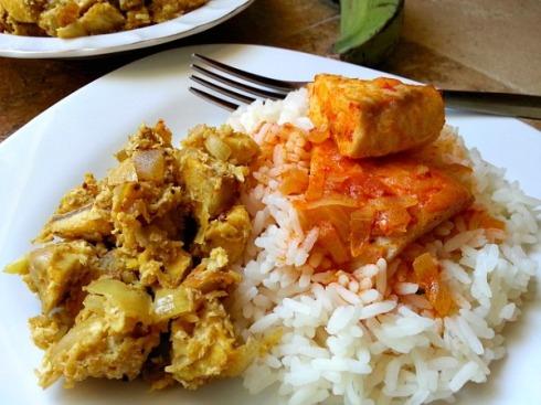 green-banana-plantain-vegetable-xacuti-recipe-bhaji-masala