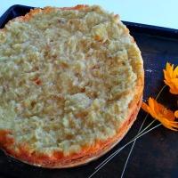 Apa de Camarão - Shrimp Cake