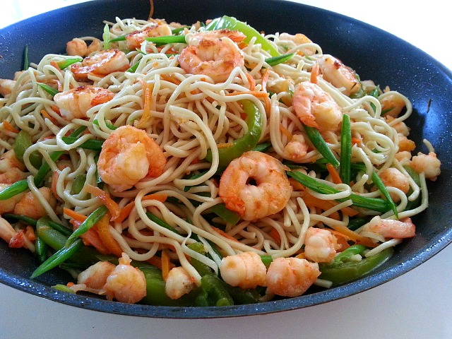 Goan chow chow recipe shrimp egg noodles goanimports goan chow chow recipe shrimps prawns spices forumfinder Gallery