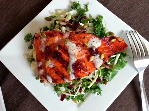 Goan spiced grilled salmon for Grilled fish seasoning