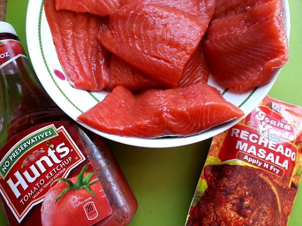grilled-salmon-recheado-masala-spicy-ingredients-recipe