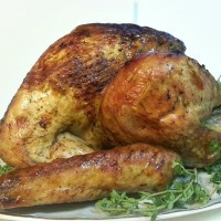 Baked Turkey Recipe with Cafreal Masala
