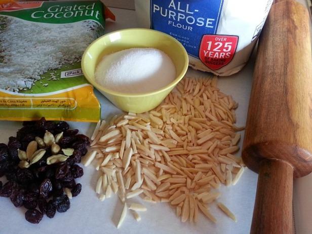 neureos-sweet-karanji-goan-christmas-sweets-ingredients