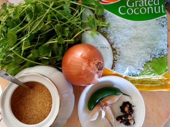 coriander-chutney-green-goan-cilantro-ingredients