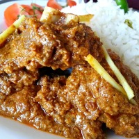 Goat Xacuti Curry