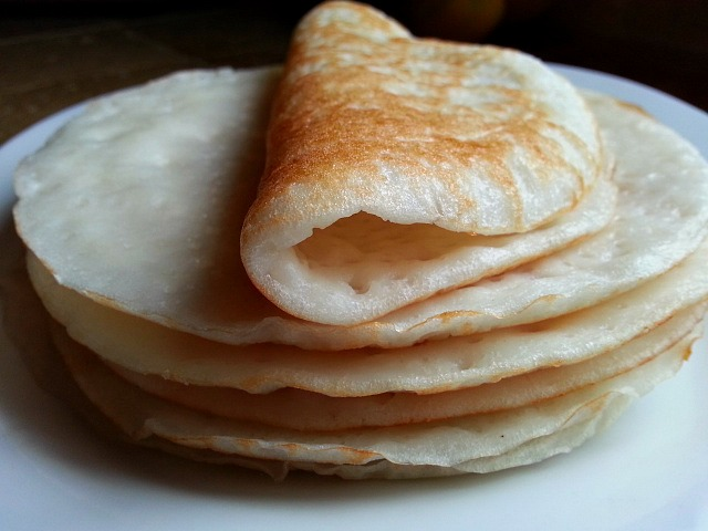 Appam – Rice Pancakes Recipe – GoanImports.com