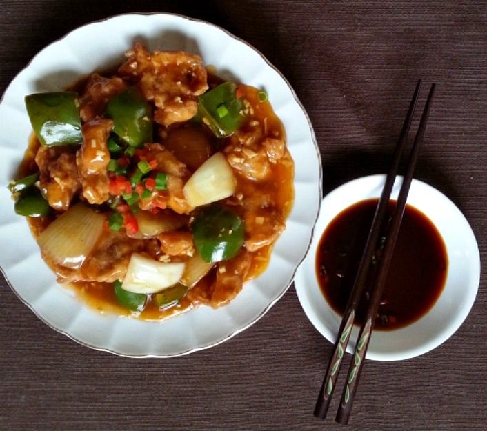 Chicken manchurian a indo chinese recipe goanimports chicken manchurian gobi cauliflower recipe ingredients chinese indian forumfinder Choice Image