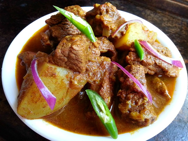 Beef Potato Curry beef curry with potatoes goan imports