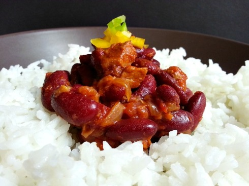 three bean chili red bean chili easy spicy turkey chili spicy red pork ...
