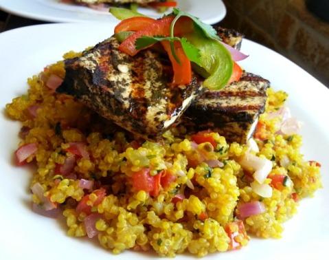 pulao-pilaf-quinoa-grilled-cafreal-tofu-recipes-easy-goan-indian