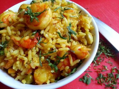 pulao-pilaf-rice-arroz-classic-varities-indian-chicken-mussel-shrimp-prawns-sausages-goan