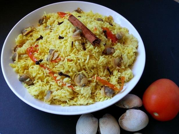 pulao-pilaf-rice-arroz-mexican-recipe-goan-tissreo-clams-prawns
