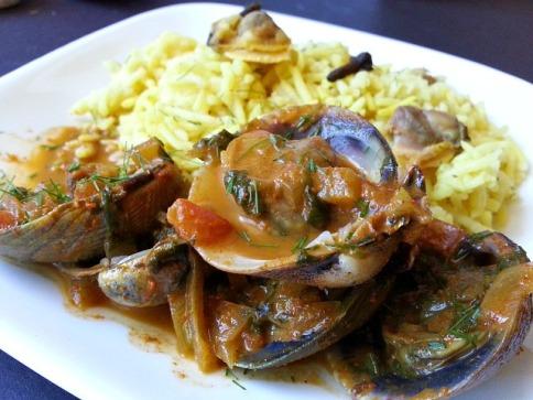 pulao-pilaf-rice-arroz-recipe-goan-pilav-palav-sausages-chicken-peas-vegetables-palav
