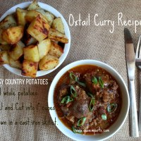 Oxtail Curry Recipe