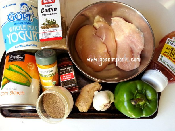 chicken-65-indian-hyderbadi-wet-gravy-recipe-ingredients