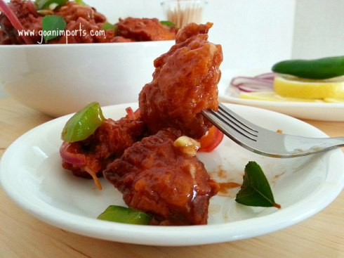 chicken-65-indian-hyderbadi-wet-gravy-recipe