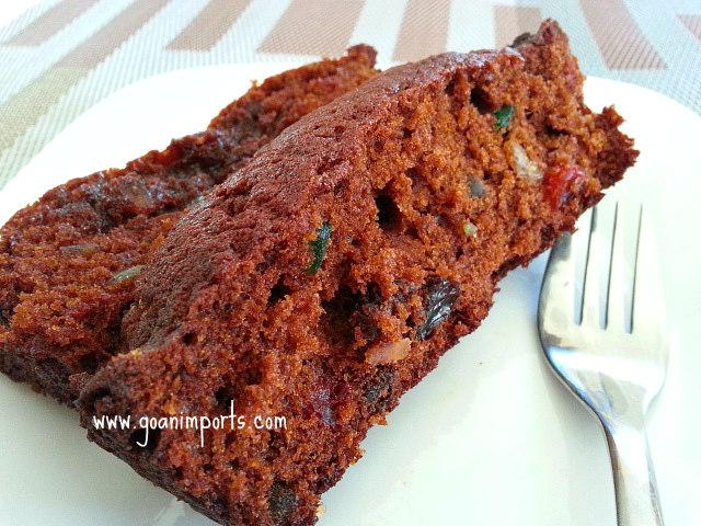 12 inch rich fruit cake recipe