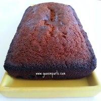 Plum Cake -Goan Black Cake