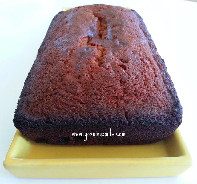 Christmas Plum Cake Recipe Goan