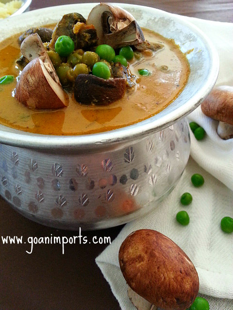 peas-and-mushrooms-creamy-curry-sauce-recipe-sweet-baby-indian-foodnetwork
