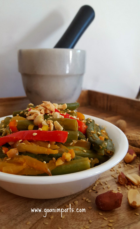 thai-curry-glazed-green-beans-style-sauteed-kitchen-red-paste-recipe