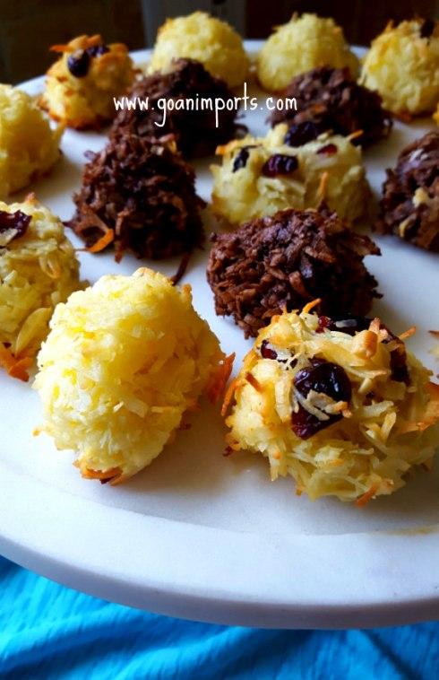 Easy Coconut Macaroons Recipe Goanimports Com
