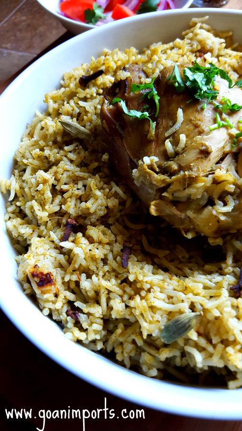 arroz-con-pollo-chicken-briyani-peruvian-cubano-receta-recipe