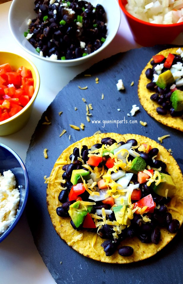 seasoned-black-beans-canned-recipe-vegetarian-vegan-tostada-salads