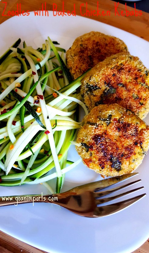 zoodles-recipe-with-baked-chicken-kebabs-kebobs.