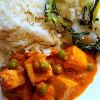 Semi-Homemade Malai Paneer Curry Recipe