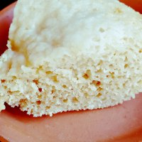 Goan Sannas Recipe with Yeast